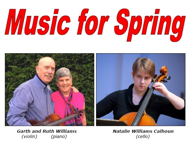 2016-04 Apr - Music for Spring (arch)