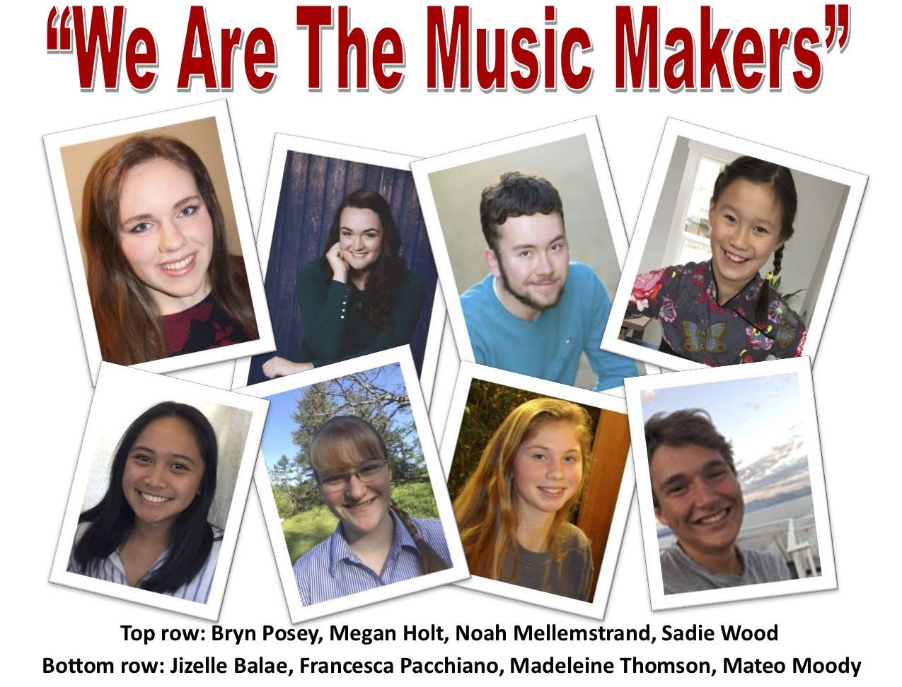 2018_06_June_We_Are_The_Music_Makers_arch