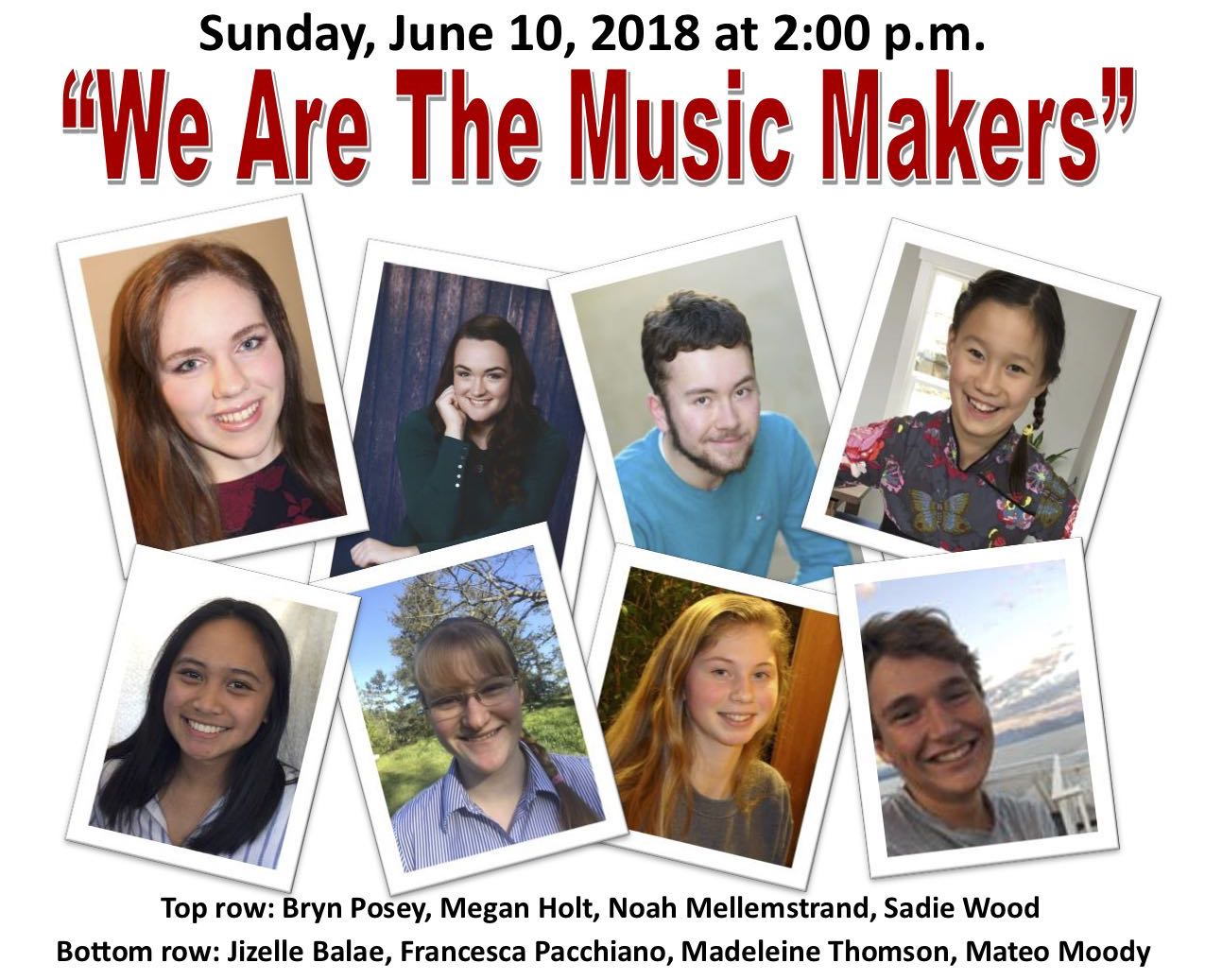 2018_06_June_We_Are_The_Music_Makers_web