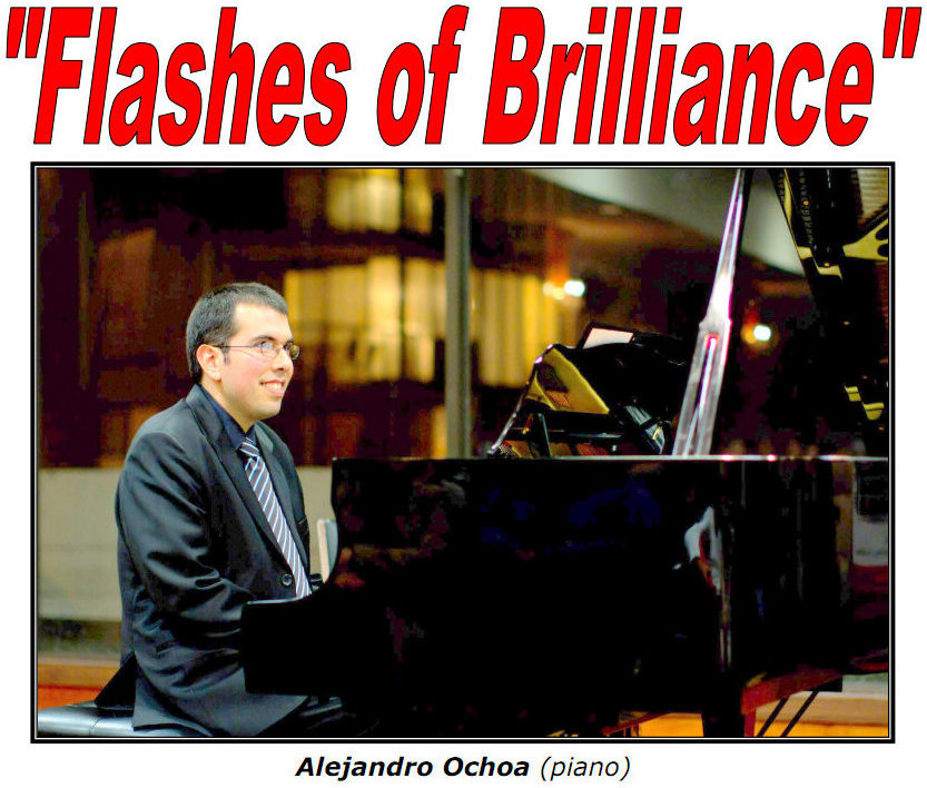 Flashes of Brilliance (arch)