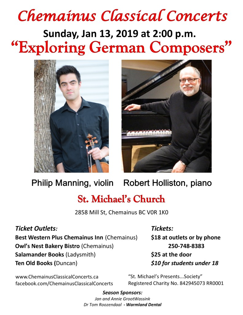 Chemainus Classical Concerts