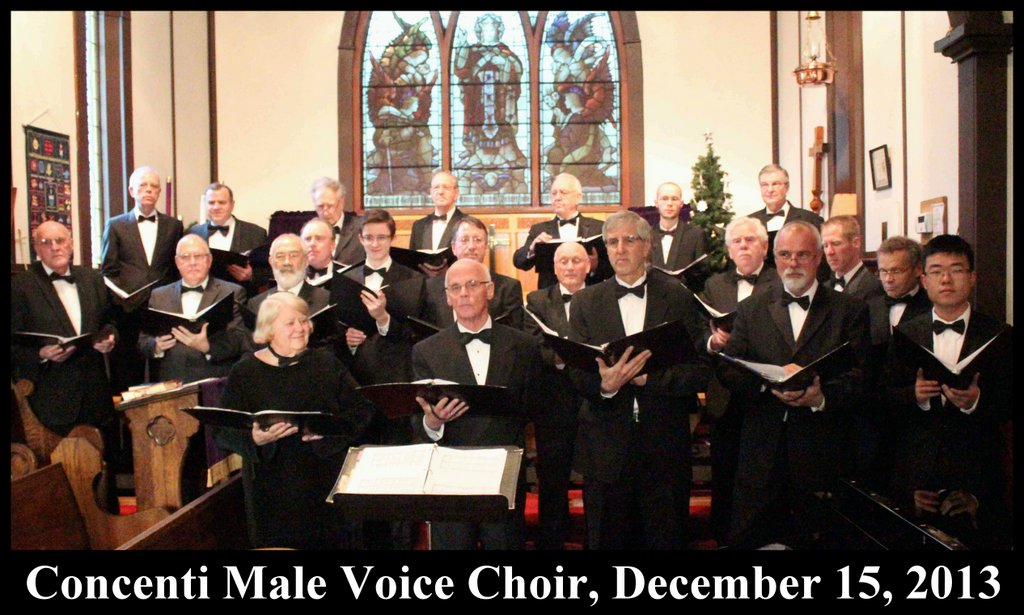 Concenti Men's Choir