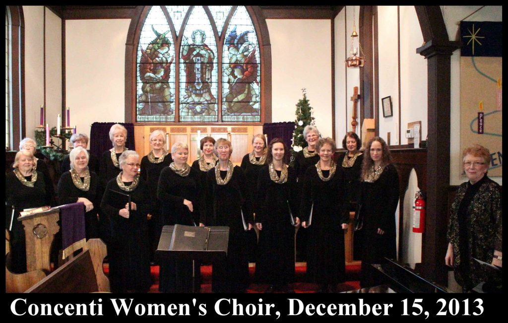 Concenti Womens Choir