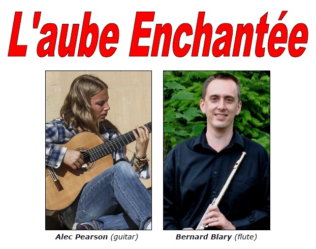 2016-03 Mar - L'aube Enchantee - Archive