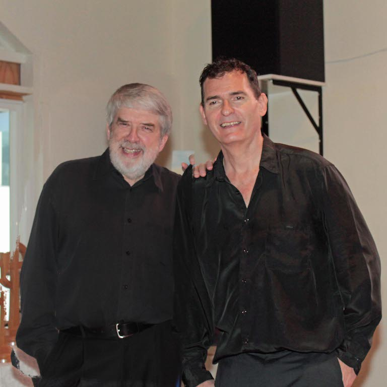 """Cello Treasures"" - Bruce Vogt (piano), Michael Jones (cello), May 6, 2018"